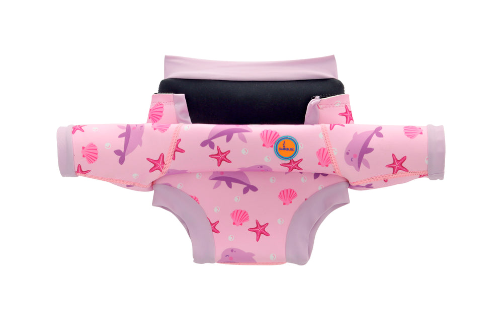 Adjustable Nappy Wetsuit For Kids And Toddler