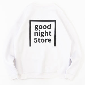 GN008 good night 5tore sweater white