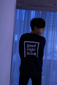 GN009 good night 5tore sweater navy