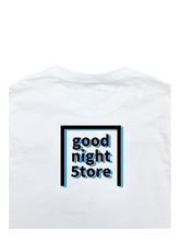 Load image into Gallery viewer, GN049 t-shirt logo-blue black-mens