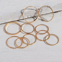 Joint Rings Set