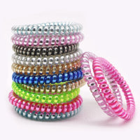 Wire Elastic Hair Bands Tie