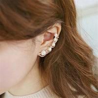Exquisite clip on earrings