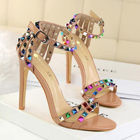 Sandles Pointed Toe Ladies Sandals