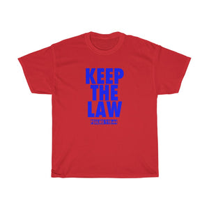 KEEP THE LAW BLUE