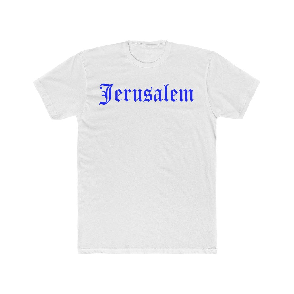 JERUSALEM OLD ENGLISH BLUE