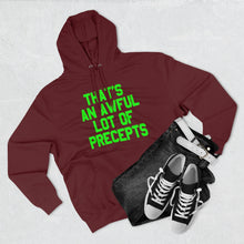 Load image into Gallery viewer, LOTTA PRECEPTS HOODIE (NEON)