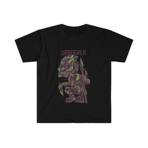 MASKED WARRIOR TEE