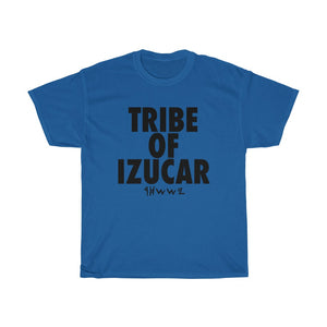 TRIBE OF IZUCAR(ISSACHAR) BLACK