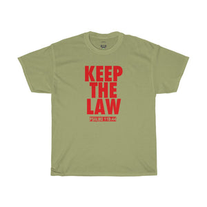 KEEP THE LAW RED