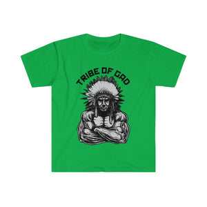 TRIBE OF GAD Native American SHIRT