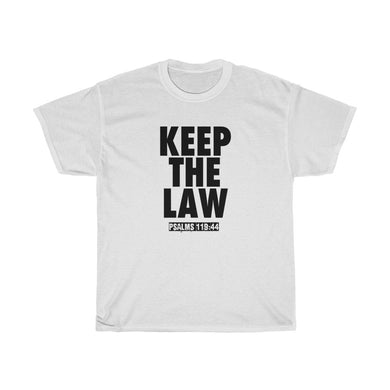 KEEP THE LAW BLACK