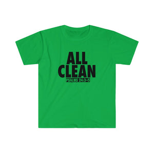 ALL CLEAN TEE
