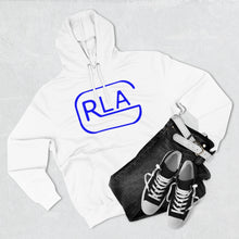 Load image into Gallery viewer, GRLA GLIZZY HOODIE (BLUE)