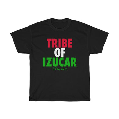 TRIBE OF IZUCAR(ISSACHAR) MEXICAN FLAG SHIRT