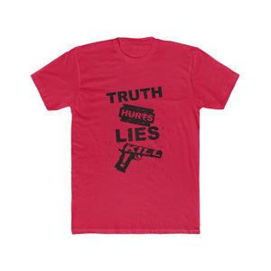 TRUTH HURTS LIES!