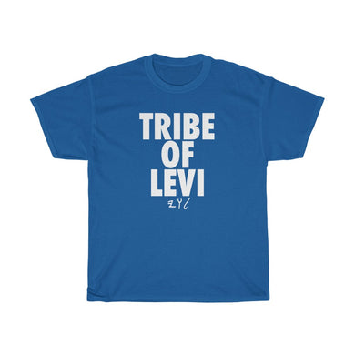 TRIBE OF LEVE WHITE