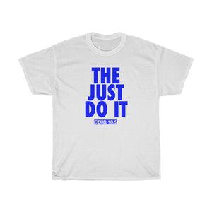 THE JUST DO IT BLUE