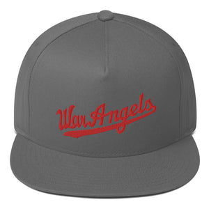 WAR ANGELS LA RED SNAPBACK