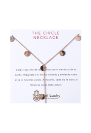 Collar The Circle Necklace