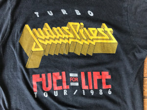 Vintage Judas Priest Turbo Tee