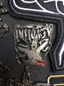 Autopsy Severed Survival Metal Badge