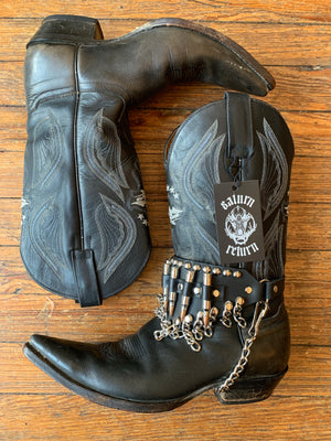 The ROCKER Boot Straps