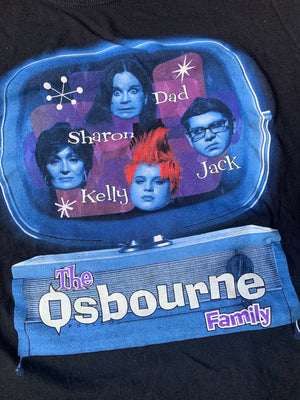 Vintage The Osbourne Family Show T-Shirt