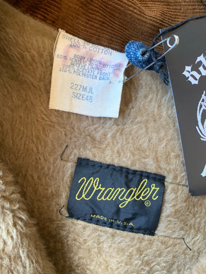Vintage Wrangler Denim Trucker Jacket