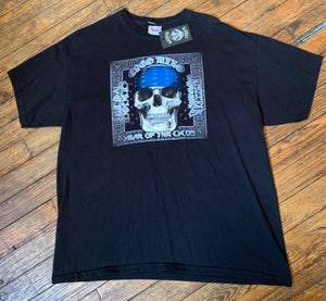 Suicidal Tendencies Year of the Cycos Tour T-Shirt