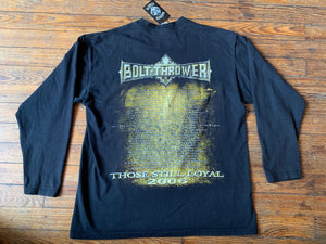 Bolt Thrower 2006 Those Still Loyal Long Sleeve Tee