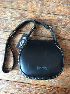Studded Harley Shoulder Bag