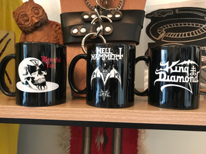 Death Before Decaf Mugs