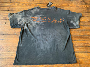 Vintage 1999 Metallica The $5.98 E.P.: Garage Days Re-Revisited Tee