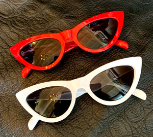 Sharp Azz Cat Eye Sunglasses