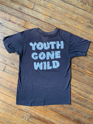 Vintage 1989 Skid Row Youth Gone Wild Tee