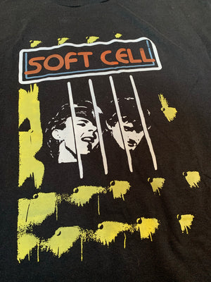 Vintage Screen Stars Soft Cell Long Sleeve T-Shirt