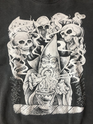 Grey Wizard Sweatshirt