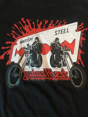 Judas Priest British Steel Tee