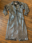 Vintage Silver Surfer Raincoat