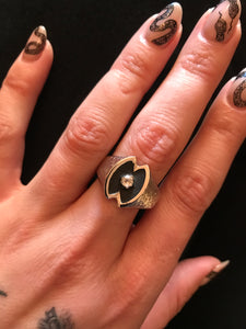 Vintage Art Deco Style Ring