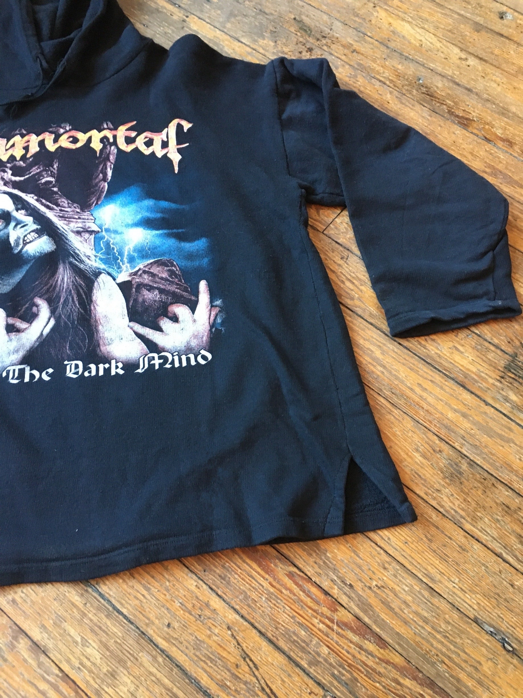 Immortal Within the Dark Mind Hoodie
