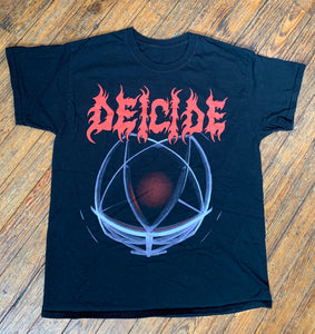 2006 Deicide Legion T-Shirt