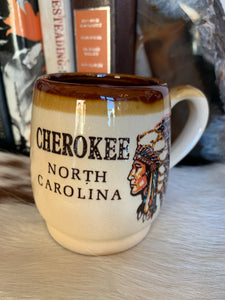 Cherokee North Carolina Coffee Mug