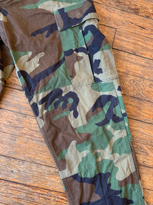 Classic Military Issued Camo Pants