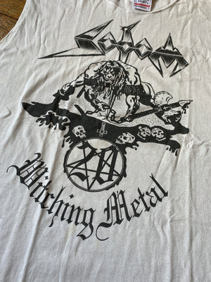 2001 Sodom Witching Metal Anniversary Sleeveless Tee