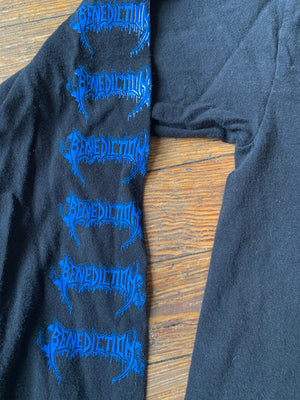Benediction '93-'94 World Violation Tour Longsleeve T-Shirt