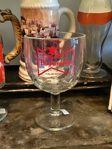 🍺 Budweiser Glass 🍺