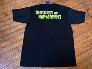 2004 Suffocation Surgery of Impalement T-Shirt