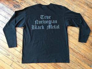 Darkthrone Long Sleeve Tee